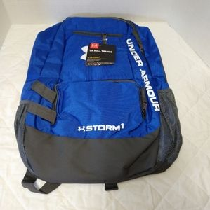 Under Armour Blue/Gray Storm 1 Roll Trance Bag
